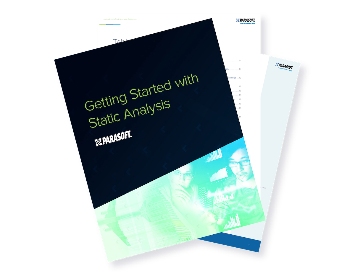 Getting Started with Static Analysis_Getting Started with Static Analysis