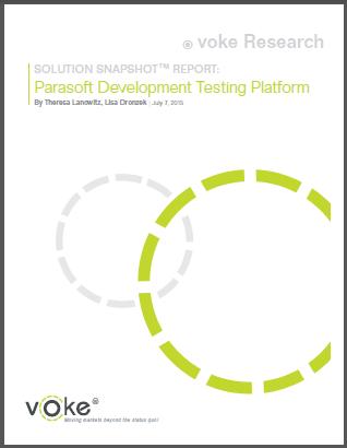 Gartner Development Testing
