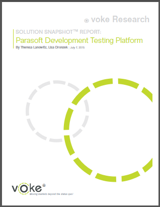 Gartner Development Testing